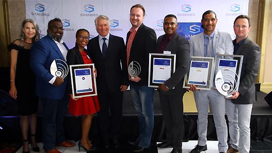 SAMBRA Conference Awards Winners 2019
