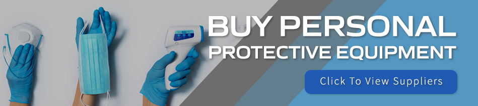 Personal Protective Equipment – Suppliers & Products