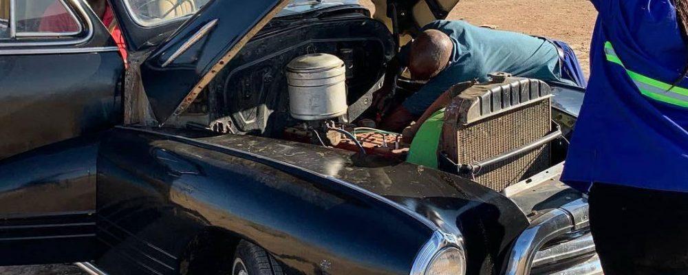 Female-led Classic Car Business booming in rural Eastern Cape
