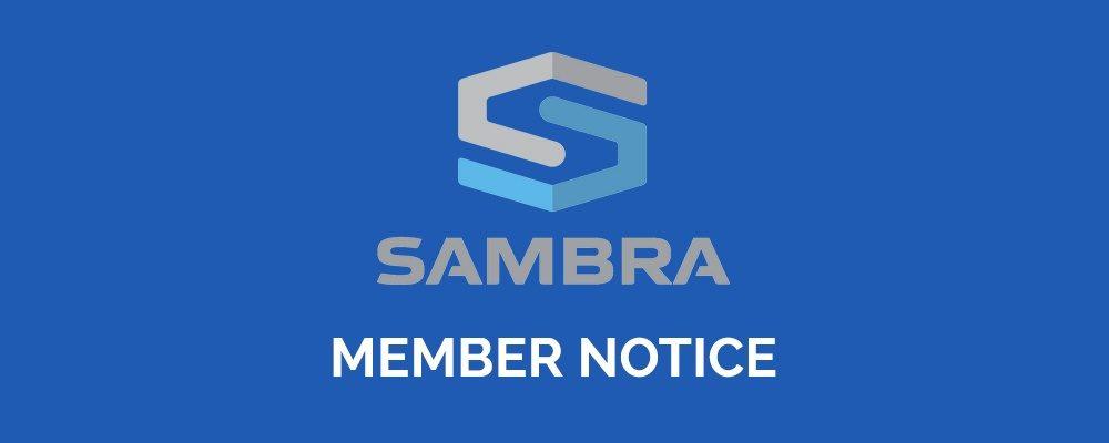 Member Newsflash: SASRIA Claims