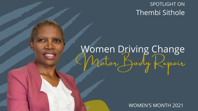 Women Driving Change in MBR: Thembi Sithole